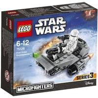 LEGO Star Wars 75126 First Order Snowspeeder
