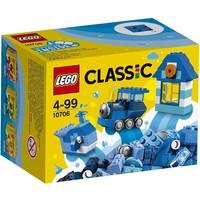 Blauwe creatieve doos Lego