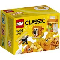 Oranje creatieve doos Lego