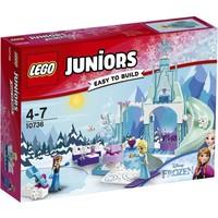 Anna & Elsa´s bevroren speeltuin Lego