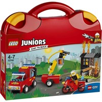Brandweerkoffer Lego