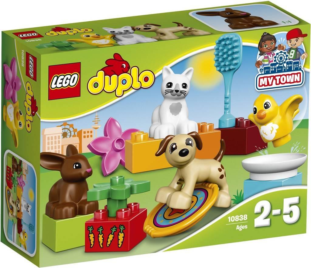 Huisdieren Lego Duplo