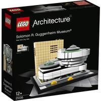 Solomon R. Guggenheim Museum Lego