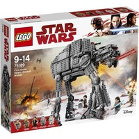 First Order Heavy Assault Walker Lego