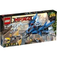 Bliksemstraaljager Lego