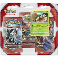 Pokemon blister SM4: Sun & Moon Crimson Invasion