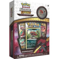 Pokemon Shining Legends Pin Box: Zoroark