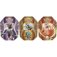 Pokemon Mysterious Powers tin