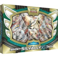 Pokemon Gx Box: Shiny Silvally
