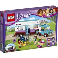 LEGO Friends 41125 Paardendokter trailer