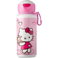 Pop-up beker Hello Kitty Mepal hartjes