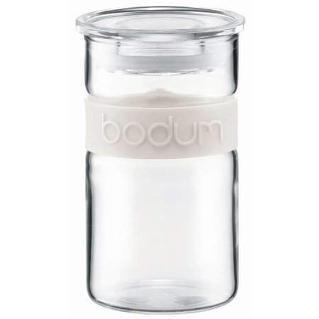 Bodum Bodum Presso Voorraadpot Creme 0.25 liter