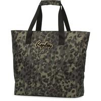 Shopper Replay Girls leopard 36x37x15 cm