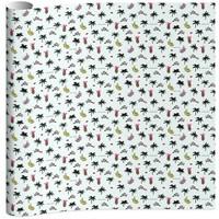 Kaftpapier Fashionchick: 2 x vel 100x70 cm