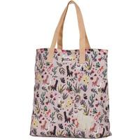 Shopper Awesome Girls Alpaca: 38x33x15 cm