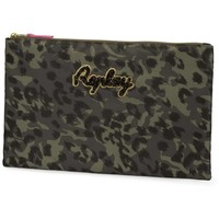 Toilettas Replay Girls leopard 21x35x1 cm