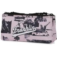 Etui Franklin M. Girls pink 10x21x6 cm