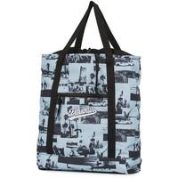 Shopper Franklin & Marshall Girls blauw 41x33x15 cm