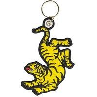 Sleutelhanger Fashionchick tiger: 9x9 cm
