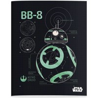 Schrift Star Wars 3-pack A5 gelijnd