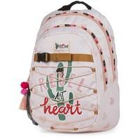 Rugzak Awesome Girls Hearts: 47x31x17 cm