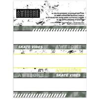 Etiketten Awesome Boys: 18 stuks