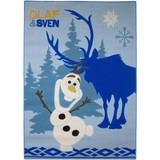 Disney Frozen Vloerkleed Olaf & Sven