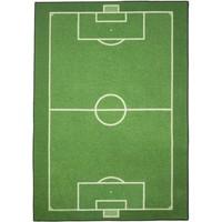 Vloerkleed Voetbal 95x133 cm