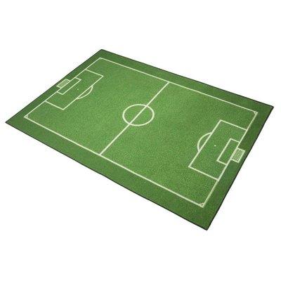 Magnifiek Vloerkleed Voetbal 95x133 cm - SinQel &ML52