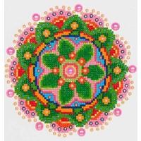Flower Mandala Diamond Dotz: 20x25 cm