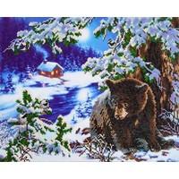 Rambling Bear Diamond Dotz: 52x42 cm