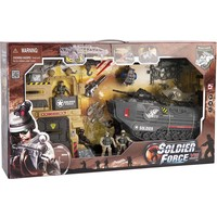 Warthog Camp speelset Soldier Force VIII
