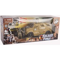 Transporter set Sandcouger X Soldier Force VIII