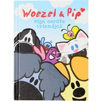 Vriendenboek Woezel en Pip