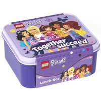 Lunchbox Lego Friends: paars