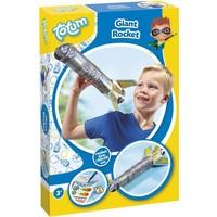 Giant Rocket ToTum raket maken