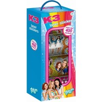 Sticker box K3 ToTum: 400+ stickers