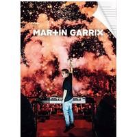 Schrift Martin Garrix A4 gelijnd