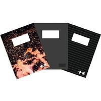 Schrift Martin Garrix 3-pack A5 gelijnd