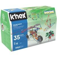 Bouwdoos 35 modellen K`nex: 480 stuks