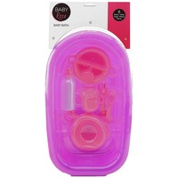 Babybad met accessoires Baby Rose