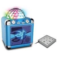 Party Cube iDance BC-5L: blauw