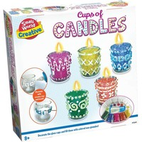 Cups of candles Creative