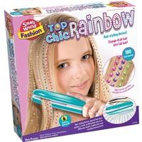 Top chic rainbow Creative