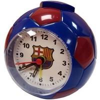 Wekker barcelona bal rood/blauw