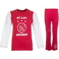 Pyjama ajax Amsterdam rood/wit AFC