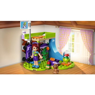 Mia`s slaapkamer Lego (41327) | LEGO Friends - SinQel