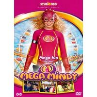Dvd Mega Mindy: mega fun met Mega Mindy