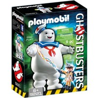 Stay Puft Marshmallow Man Ghostbusters Playmobil