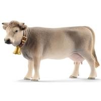 Braunvieh koe Schleich 13874